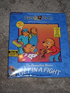 Amazon.com: Living Books, the Berenstain Bears Get in a