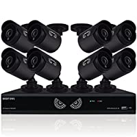 Deals on Night Owl 16-Channel 8-Camera 720p Security System w/1TB HDD DVR