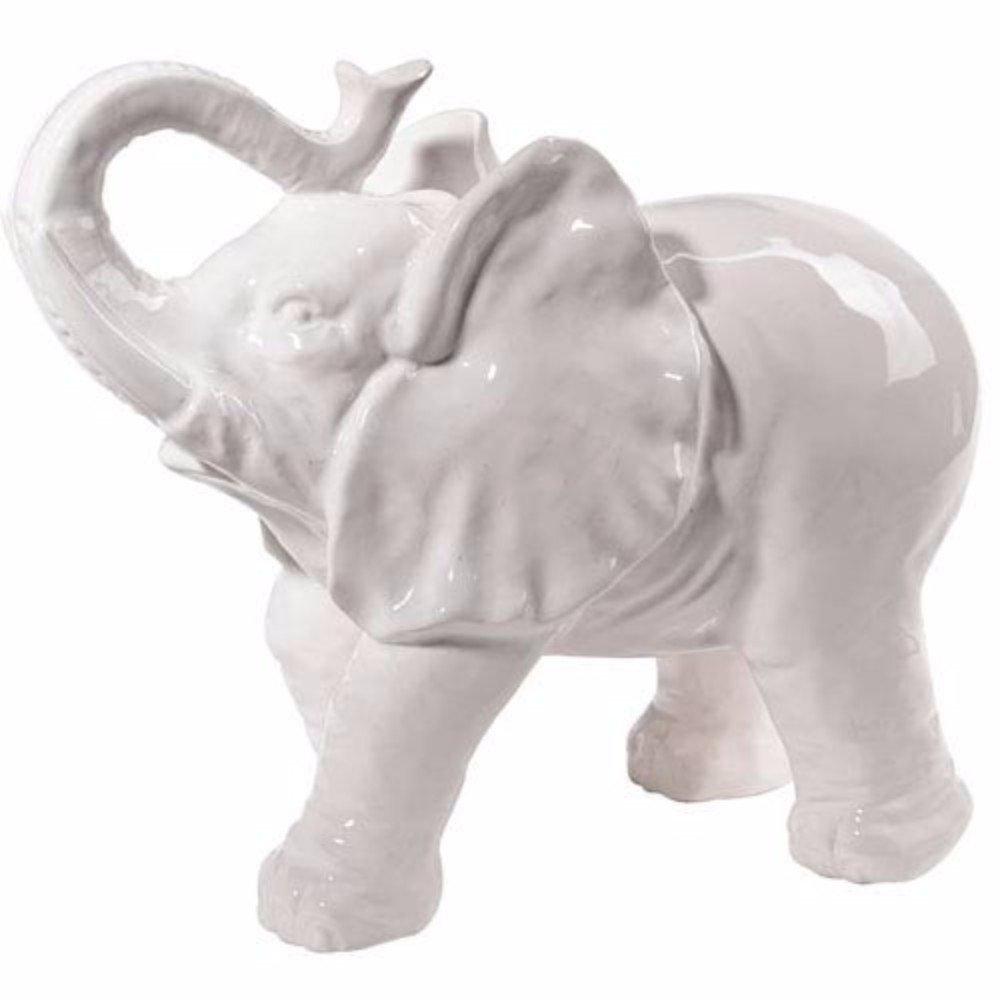 有名ブランド Benzara Trumpeting Elephantアクセント動物Statue Trumpeting B0767BZF73 B0767BZF73, 靴のヒカリ ビッグサイズ専門店:e2b05de3 --- arcego.dominiotemporario.com
