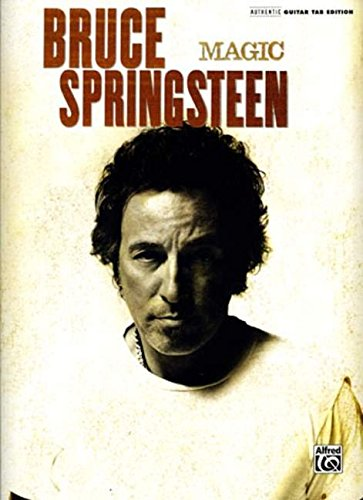 Download Bruce Springsteen -- Magic: Authentic Guitar TAB PDF