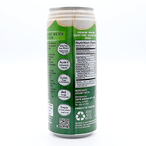 Review Taste Nirvana Real Coconut