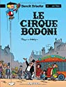 Benoît Brisefer, tome 5 : Le Cirque Bodoni par Peyo