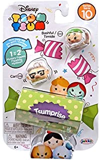 Tsum Tsum Disney Series 10 - Bashful/Carl/Tsumprise