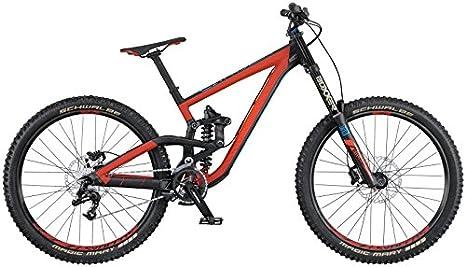 Scott DH Gambler 730 2016 - Bicicleta de montaña, Unicolor ...