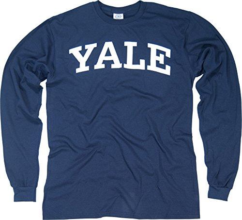 yale bulldogs t shirt - 8