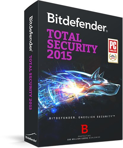Bitdefender Total Security 2015 Years product image