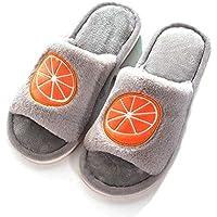 T&C Orange Slippers