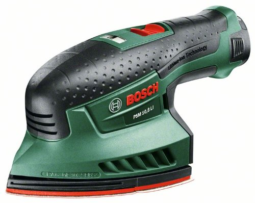 Bosch Home and Garden 0603976905 Multilijadora con batería de Litio, 21.6 W, 10.8 V