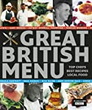 Great British Menu - traditional recipes