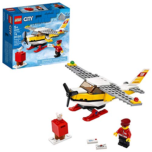 (new 2020)  מטוס דואר 60250 LEGO City