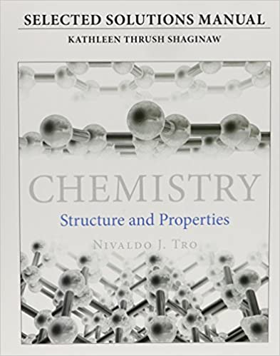 Students selected solutions manual for chemistry structure and students selected solutions manual for chemistry structure and properties 1st edition fandeluxe Gallery