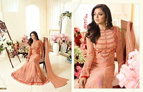 Custom to measure Europe size 32 to 44 Ceremony Party Wear Anarkali ...