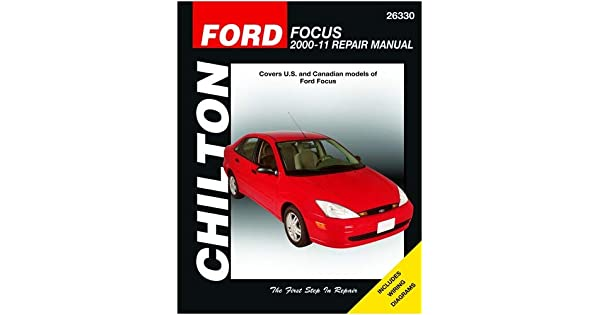 Amazon.com: Chilton Libros 26330 Ford Focus: Automotive