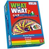 Creative Educational Aids 0663 What is What - I