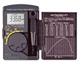 Sper Scientific 840011 Laser Power Meter, Less than 3/4