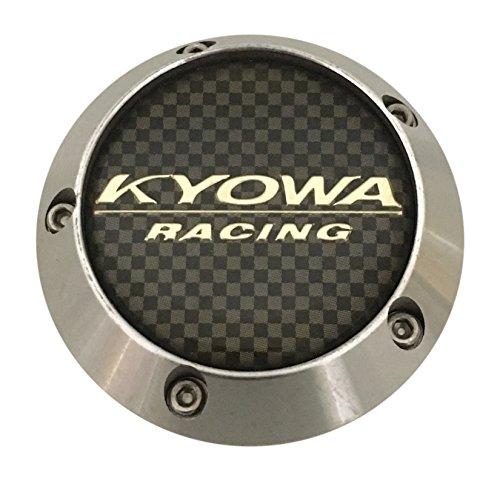 Kyowa Racing Wheels C-099 USED Chrome Wheel Center Cap (Kyowa Racing)