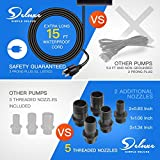 Simple Deluxe 1056 GPH Submersible Pump with