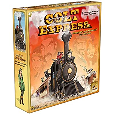 Colt Express: Toys & Games