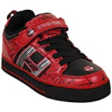 Heelys Bolt Plus X2 Spiderman (3 M US Big Kid, Red/Black)