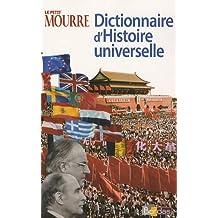 Le Petit Mourre: Dictionnaire d'Histoire universelle
