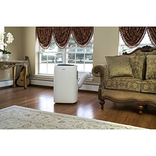 Emerson Quiet Kool EAPC8RD1 Portable Air Conditioner with Remote Control for Rooms up to 300-Sq. Ft.