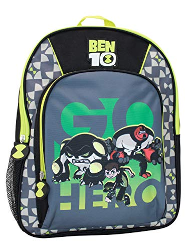 Ben 10 Kids Backpack