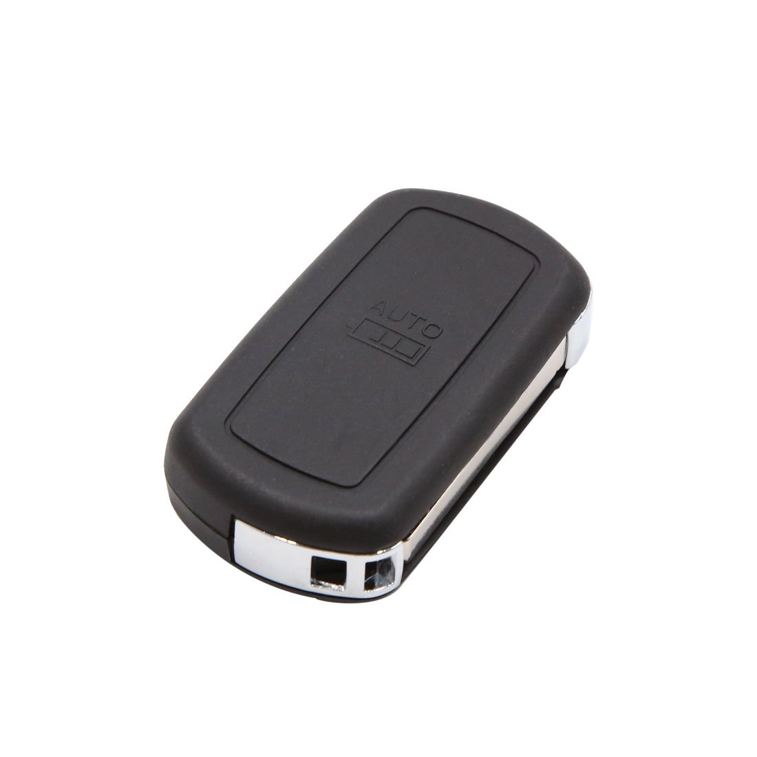 uxcell 3 Buttons 315Hz Uncut Key Fob Car Remote Control Keyless Black for Land Rover a18060200ux0091