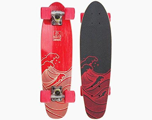 格安即決 Landyachtz 26 x 7 Dinghy Wave 26 Wave Red B01E9WS8DA Landyachtz Mini Cruiser Complete by Landyachtz B01E9WS8DA, 生活住空間ストア:5c5218bb --- a0267596.xsph.ru