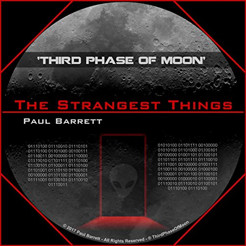 Third Discontinue of Moon: The Strangest Things