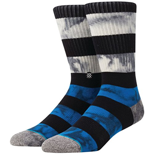 Stance Mens Jailbreak SU16 Socks Large Blue