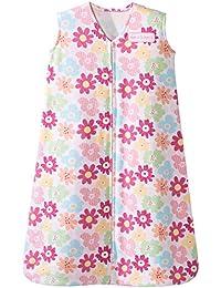 Sleepsack Cotton Wearable Blanket, Bright Floral Print,...
