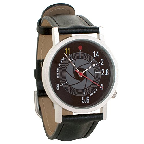 F-Stop Photographer Unisex Analog Watch