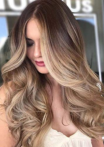 Amazon Com 16 120g Balayage U Part Wig Remy Human Hair