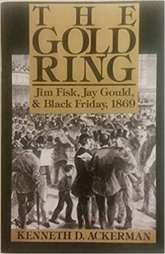 Amazon Fr The Gold Ring Jim Fisk Jay Gould And Black