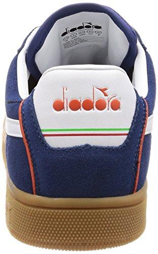 60024 Uomo Per Donna Scarpe E Diadora Estate Blu Sportive Kick nxS6wCP