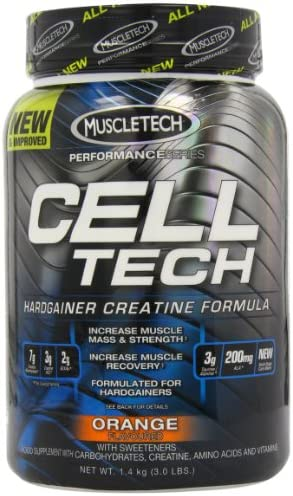 Muscletech Performance Series Cell-Tech Orange 1400 g