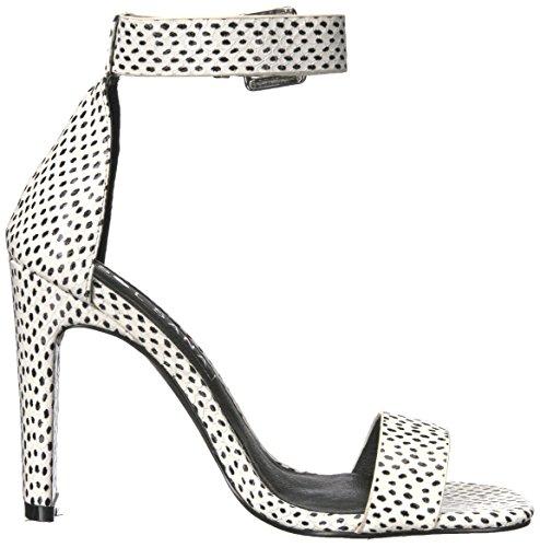 Women's Dress Page Polka Heel Snake Sana Sandal Dot Sol UqvxwSA5c