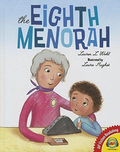 The Eighth Menorah (Av2 Fiction Readalong)