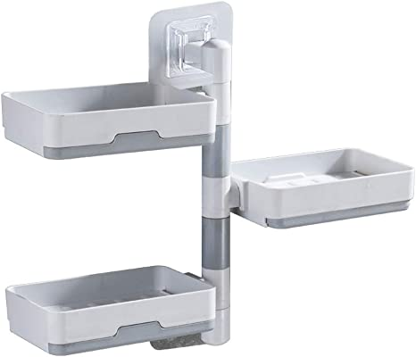 1501808 Acrylic Super Quality New Soap Shelf Soap Dish Soap Holder