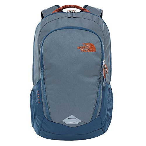 beacdd580 The North Face Vault Backpack - Sedona Sage Grey & Conquer Blue - OS ...