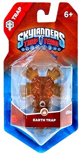 Earth Trap Skylanders (Skylanders Trap Team Earth Totem Trap [Spinning Sandstorm])