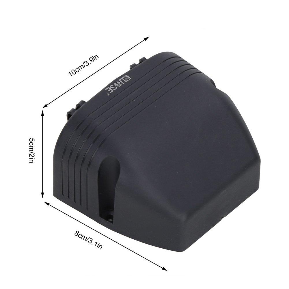 Rupse Dual USB Car Cigarette Lighter Socket 12V Charger Power Adapter Outlet ATV Boat by Rupse (Image #2)