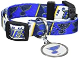 Hunter St Louis Blues Pet Combo (Includes Collar, X-Small