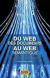 Du web des documents au web sémantique