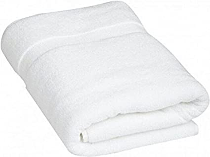Lily R.B White Gold Large Size Bath Towel