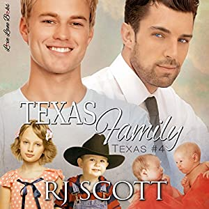 Texas Family Audiobook