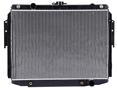 Sunbelt Radiator For Dodge B350 Plymouth PB350 1707 Drop in Fitment