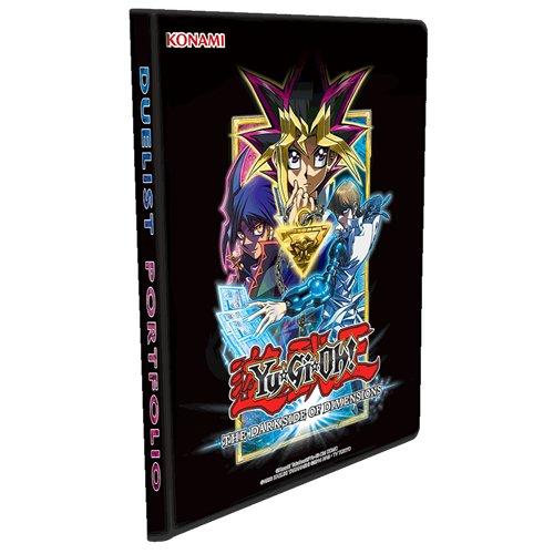 9 Cases ACCYGO037 The Dark Side of Dimensions Yu Gi Oh! Portfolio