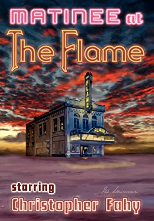 book cover of Matinee at the Flame
