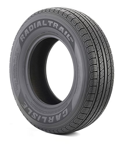Carlisle Radial Trail HD Trailer Tire-235/80R16 124L